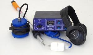 Течеискатель с функцией пассивного обнаружения кабеля ЛИДЕР-1110